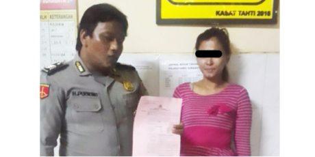 Simpan Sabu, Wanita Kekasih Bandar Narkoba ini Diciduk Polisi