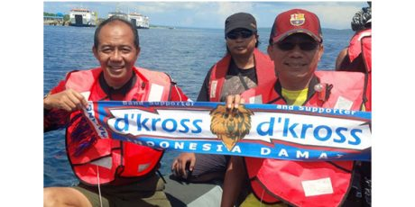 'Singo Edan' Resmi Jadi Nama Pulau di Garis Depan