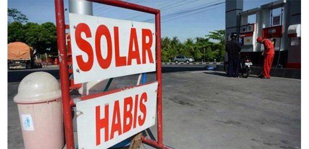 Solar Langka, Pemprov Jatim Koordinasi dengan Pertamina