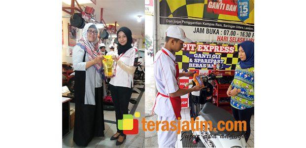 Special Hari Ibu, MPM Ajak Konsumen Wanita Peduli Perawatan Motornya
