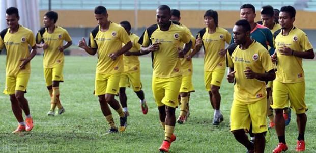 Sriwijaya FC Siap Kalahkan Arema di Kandangnya