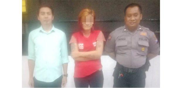 Suaminya Dalam Penjara, Wanita Muda ini Malah Terjerat Kasus Sabu