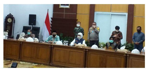 Surabaya, Sidoarjo dan Gresik Akan Berlakukan PSBB