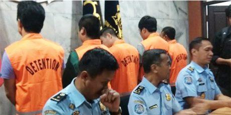Tanpa Dokumen Resmi, 7 Teknisi Mesin asal China Ditangkap di Sidoarjo