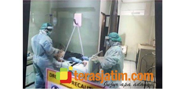 TKW Yang Dirawat di RSUD Sidoarjo Negatif Virus Corona