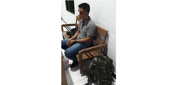 Ngaku Anggota TNI, Residivis asal Tlogoanyar Lamongan Dibekuk di Stasiun