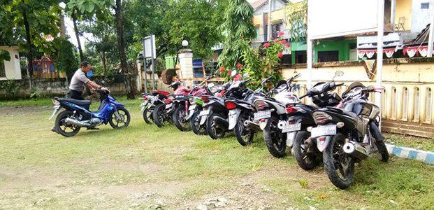 Hindari Razia Polisi, Ini Trik Pelajar di Bojonegoro Amankan Motornya