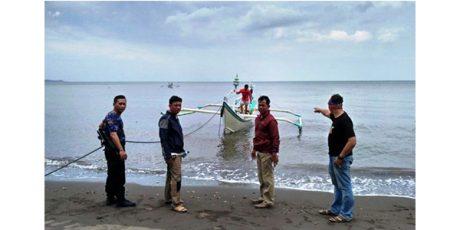 Tangkap Ikan dengan Peledak, Sebuah Perahu Diamankan Sat Polair Banyuwangi
