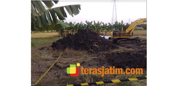 Tanpa Ijin, Lahan Warga di Bojonegoro Digali Untuk Pemasangan Pipa Pertagas