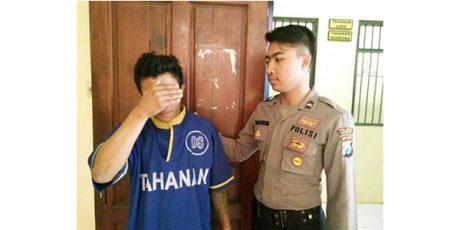 Tawarkan Sabu ke Polisi, Penjaga Villa di Prigen Diringkus