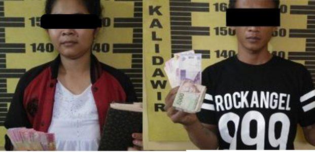 Temukan Dompet di Kantor Polisi, Sepasang Suami Istri Terancam Bui