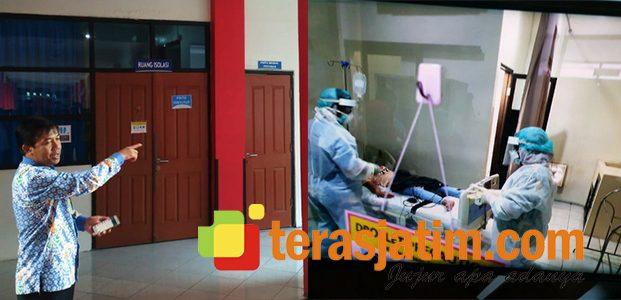Terindikasi Virus Corona, Seorang TKW Dirawat di RSUD Sidoarjo