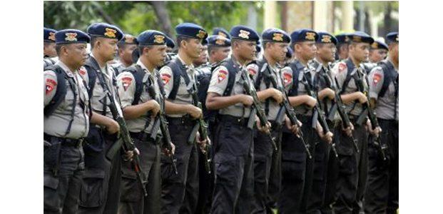 Terkait Insiden di Mako Brimob Kelapa Dua Depok, Jajaran Polda Jatim Siaga 1