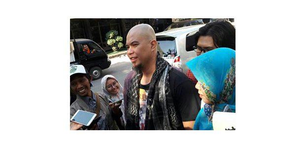 Terkait Vlog 'Idiot', Musisi Ahmad Dhani Diperiksa Polisi