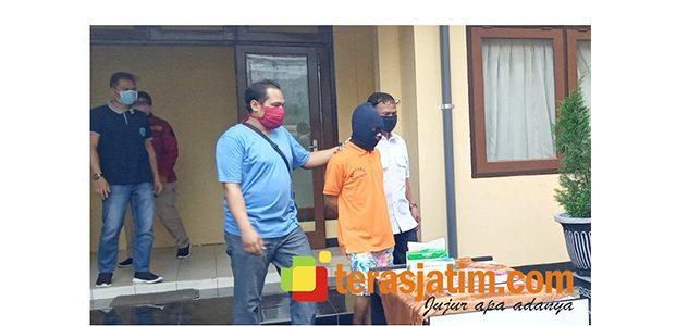 Terlibat Kasus Ganja, Seorang Pemuda di Pacitan Diciduk, 1 Pelaku Lain DPO