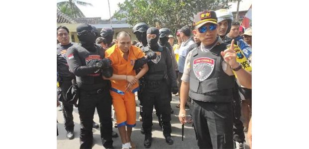 Tim Cobra Polres Lumajang Lumpuhkan 2 Buron Maling Sapi Antar Kota