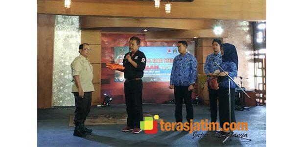 Tim Ekspedisi Destana Singgahi Blitar, Masyarakat Diharapkan Siap Hadapi Bencana