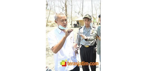 Tim Gabungan Tutup 3 Lokasi Tambang Ilegal di Situbondo