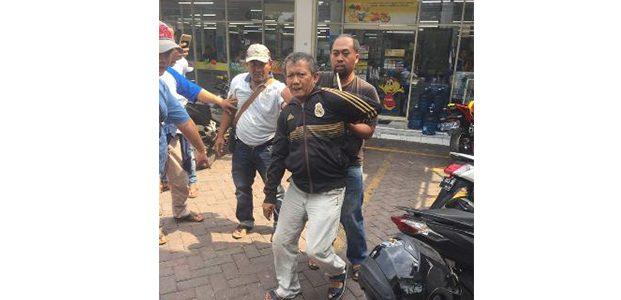 Tim Gabungan dari Satbrimob dan BNNP Jatim Tangkap Kurir Sabu dari Tanjung Pinang