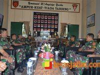 Tim Wasrik Kostrad Gelar Pemeriksaan di Yonarmed Ngawi