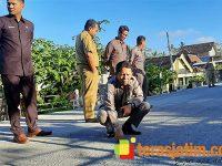 Tindak Lanjuti Aduan Masyarakat, DPRD Kabupaten Blitar Sidak Proyek Pembangunan di Kademangan