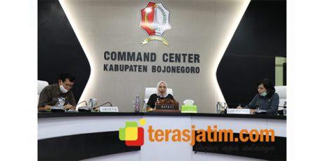 Tingkatkan Ketahanan Pangan, Bupati Bojonegoro Berikan Pembinaan di Sektor Pertanian
