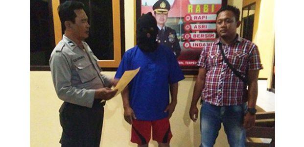 Tipu Pendaftar Polri, Pria asal Brabowan Bojonegoro Digelandang ke Bui