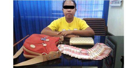 Gondol Duit Kenalannya, Wanita asal Maluku Ditangkap Polisi Banyuwangi
