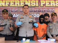 Todong Pasutri di Situbondo, Pria asal Gresik ini Ditangkap Polisi