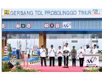Tol Paspro Resmi Dibuka, Pasuruan – Probolinggo Hanya 30 Menit