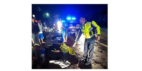 Dilindas Truk, PNS Wanita di Ngawi Tewas dengan Usus Terburai