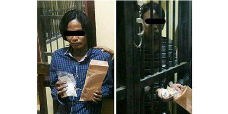Transaksi Ribuan Pil Koplo di Perak Jombang, 2 Pria asal Purwosari Kediri Diringkus Polisi