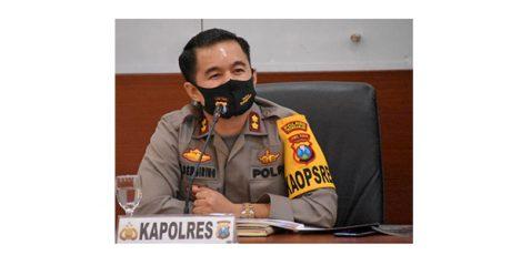 Jelang Pilkada 9 Desember, Polres Trenggalek Bentuk Satgas Anti Money Politic
