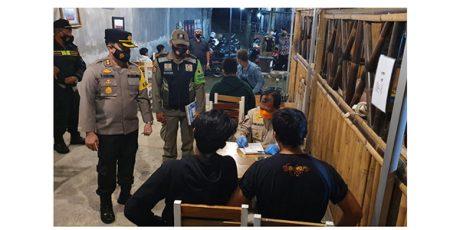 Trenggalek Masuk Zona Merah, Operasi Prokes Gencar Dilakukan