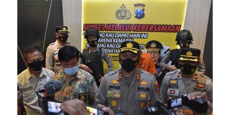 Polres Trenggalek Bongkar Sindikat Curanmor Lintas Provinsi