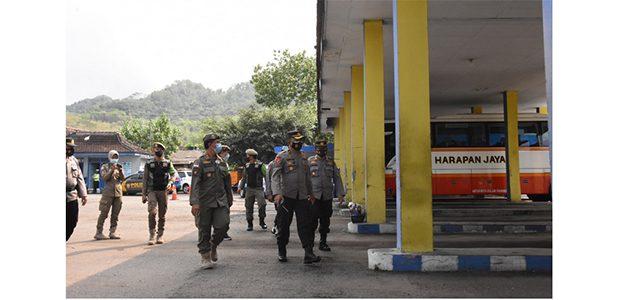 Polres Trenggalek Gelar Operasi Preman di Terminal dan Tempat Keramaian