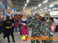 Pantau Pelaksanaan Prokes, Danrem Kunjungi Sejumlah Lokasi di Tuban