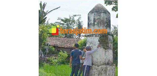 Tugu Peninggalan Portugis di Situbondo Tak Terawat