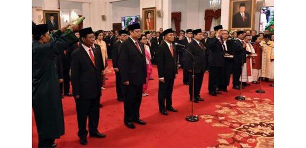 Tujuh Tokoh asal Jatim Jadi Menteri di Kabinet Indonesia Maju, Ini Harapan Gubernur Khofifah