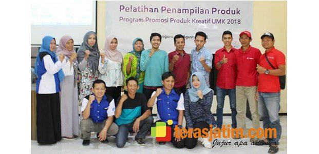 Tunjang Pemasaran Bisnis UMKM, RTIK Bojonegoro Gelar Pelatihan Fotografi Produk