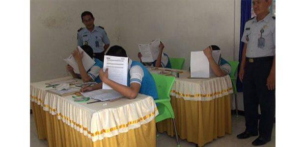 Tersangkut Kasus Pembunuhan, 4 Siswa SMA di Jombang Ikuti UN di Lapas