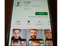 Unduh Aplikasi FaceApp, Kominfo Ingatkan Masyarakat Untuk Hati-Hati