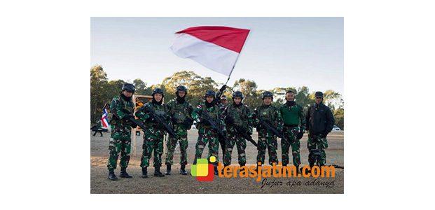 Untuk ke-12 Kalinya, TNI AD Juara Lomba Tembak AASAM 2019