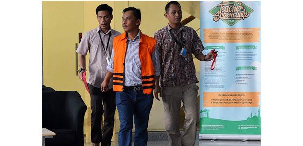 Usai Jalani Pemeriksaan, KPK Tahan Mantan Ketua DPRD Kota Malang