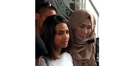 Usai Jalani Rawat Inap di RS, Artis VA Dipindah ke Tahanan Polda Jatim