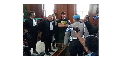 Usai Sidang Perdana di Surabaya, Ahmad Dhani Ditahan di Rutan Medaeng