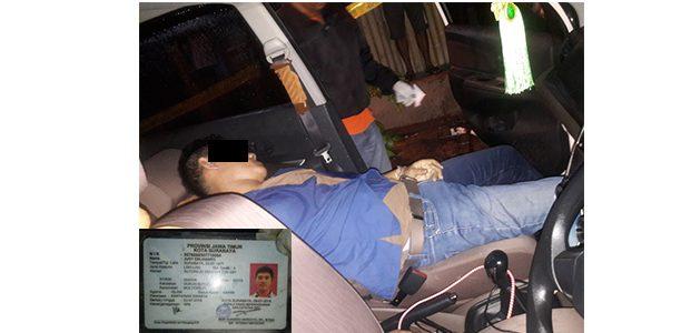 Usai Pesan Nasi Pecel, Pria Ini Ditemukan Tewas di Mobilnya