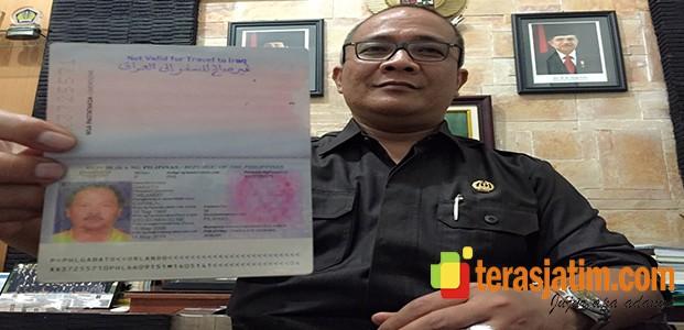 Overstay, WN Malaysia Dideportasi Dari Blitar