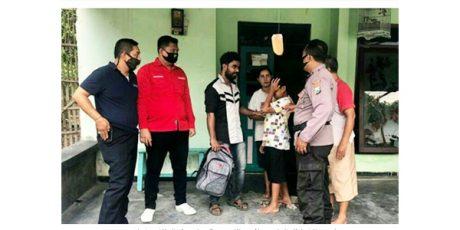 Kunjungi Istrinya di Jombang, Pria asal India Diamankan Imigrasi