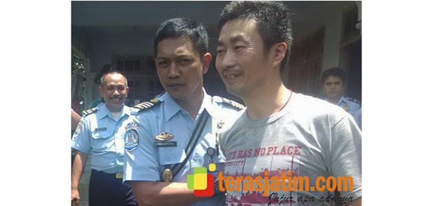 Sekeluarga WNA Asal Tiongkok Ditangkap Imigrasi Blitar